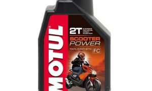 ladi kinitira motul 2t scooter power sinthetiko synthetic